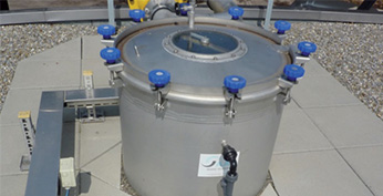 Gas Dome